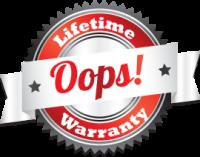 Oops! Warranty