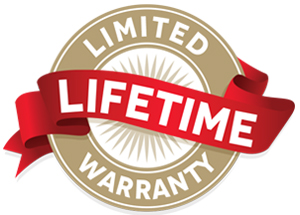 Limited Lifetime Warranty Brochure